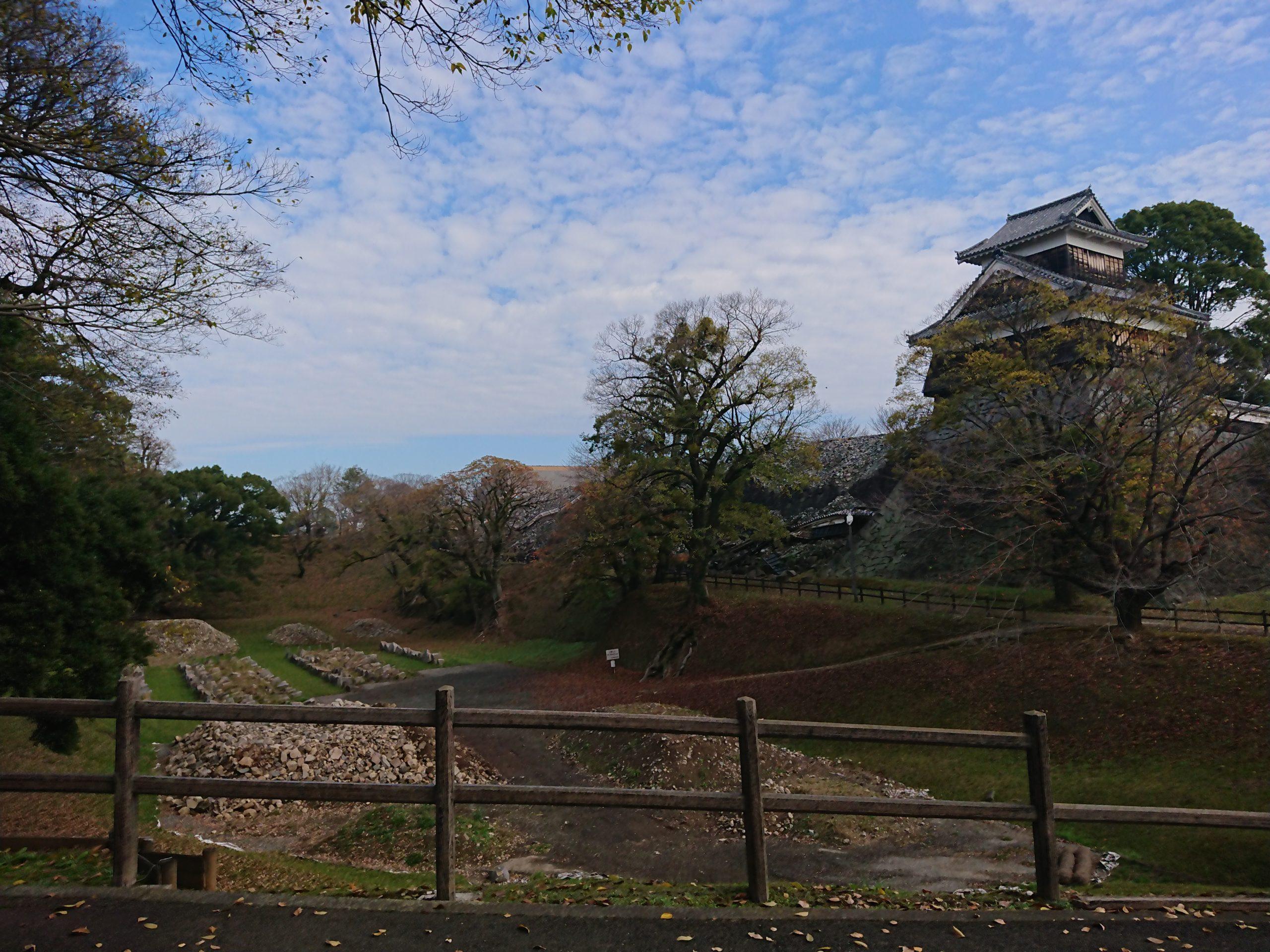 熊本城 櫓