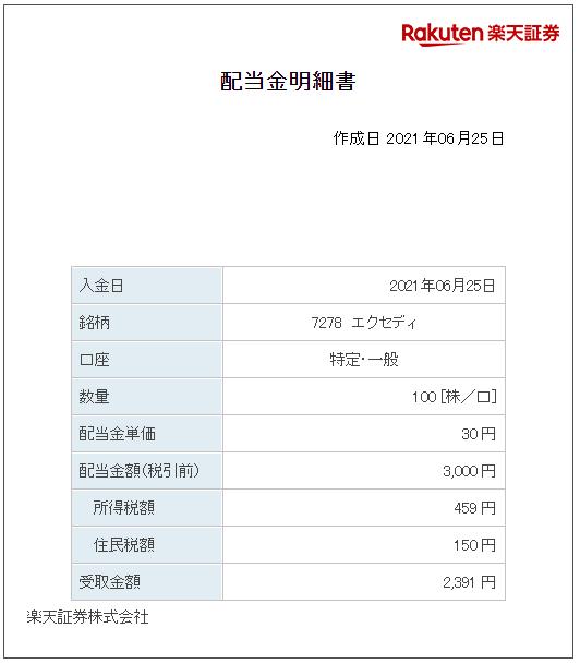 202106_エクセディ